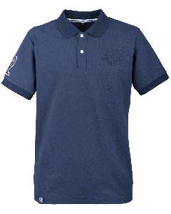 Embossed Polo
