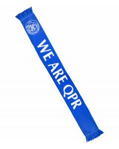 Jac We Are QPR Scarf