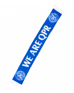 We Are QPR Scarf
