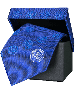 Shadow Crest Boxed Tie