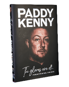 Paddy Kenny Autobiography