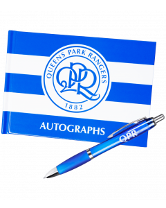 Autograph Book and Pen